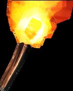 Torch - Burning