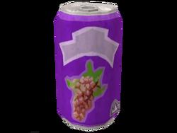 Stacy's grape soda