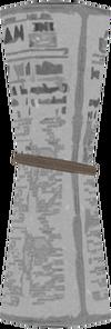 Newsprint roll