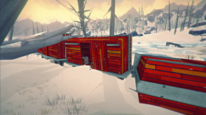 Poacher's Camp