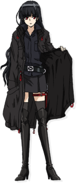 Kirihime's Appearance