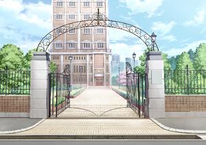 Ayakashi Kan Gate