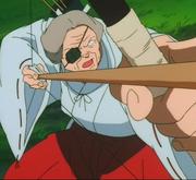 Kaeda's attack