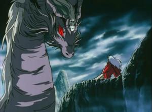 Father's Old Enemy - Ryukotsusei