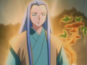 Jinenjis father