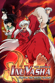 Inuyasha the Movie 4 Fire On the Mystic Island