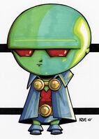 Martin the Martian