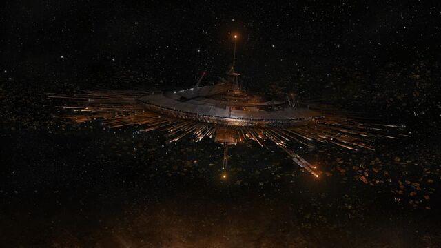 File:1000px-Raxus Prime orbital facility.jpg