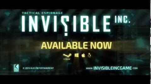 Invisible, Inc. Wiki