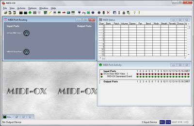 MidiOx 1