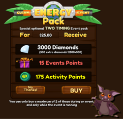 Clean Energy Event Pack