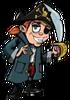 Pirate Wannabe