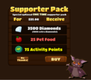 Supporter Pack