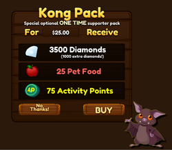 Kong Pack