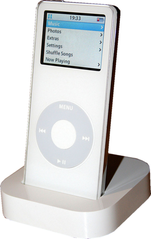 File:IPod Nano in its Dock.png