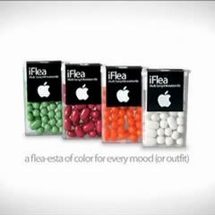 iPod flea Infestation Kit