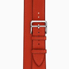 Capucin Hermes Double Strap Band