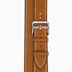 Barenia Hermes Double Strap Band