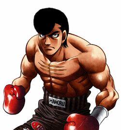 Hajime no ippo takamura weight management unrealistic