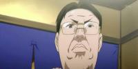 Itagaki's father