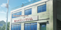 Kamogawa Boxing Gym