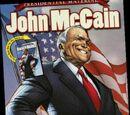 McCain Vs Obama: The graphic comic book