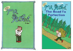 Mr Perfect books