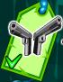 Weapon double pistols bc2