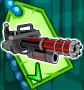 Weapon heavy minigun