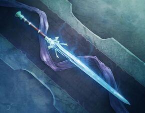 Icy Light Blade