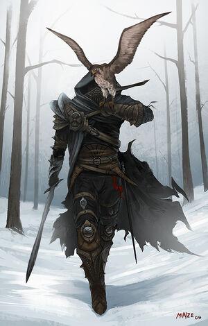 Dark assassin by atarts