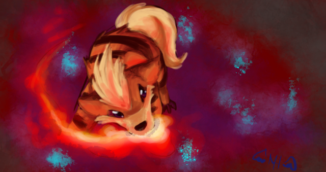 File:Growlithe by luminawolf-d3kkwjq.png