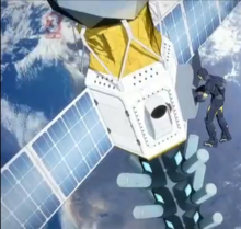 Stark satellite