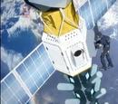 Tony Stark's Satellite