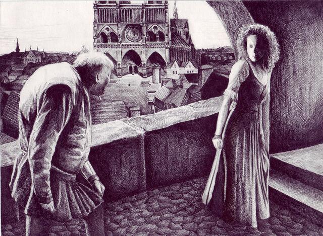 File:Hunchback Of Notre Dame by Mimitchki.jpg