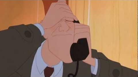 The Iron Giant - Kent's Phone Call