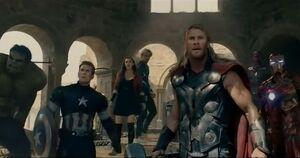 Avengers Assemble 4