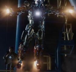 Iron Man Armor MK XXII (Earth-199999) from Iron Man 3 (film) 001