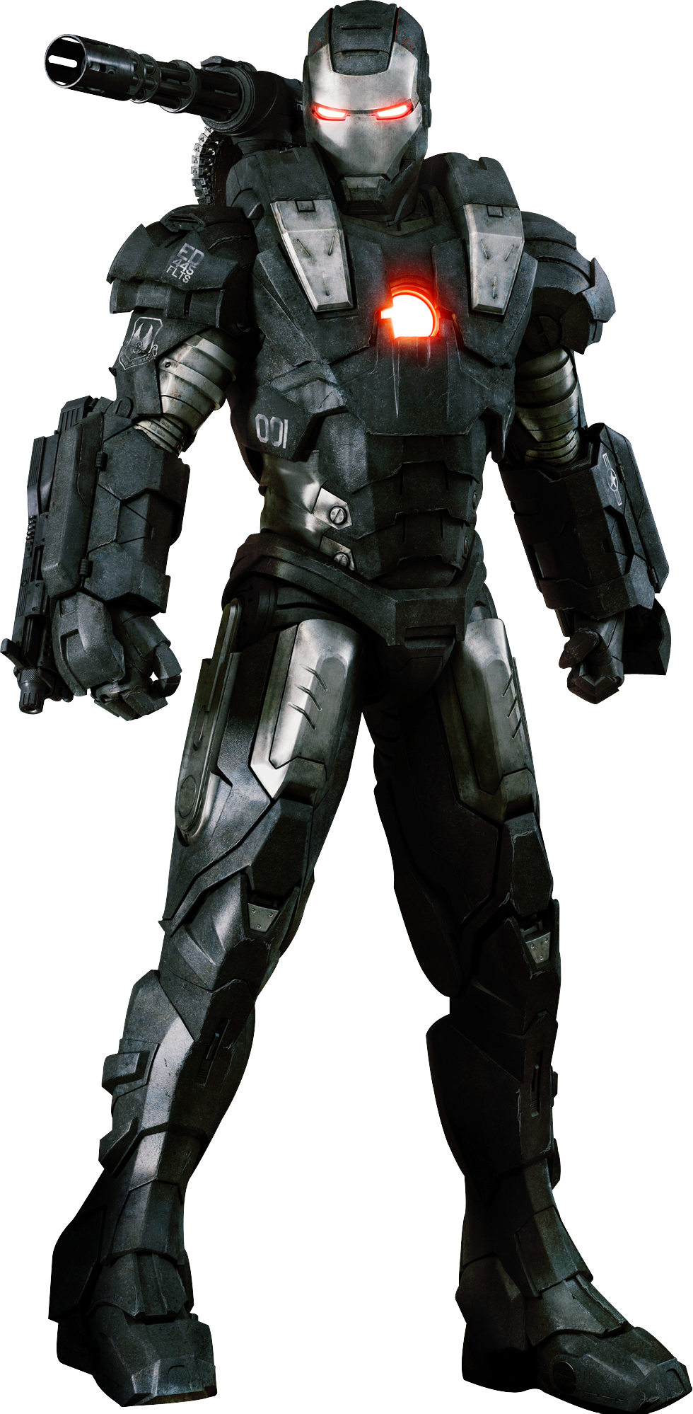 Iron Man 2: War Machine Armor Mark I