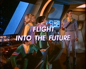 Flight into the future