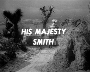 His majesty smith