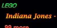 LEGO Indiana Jones - 99 more