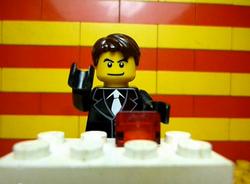 Lego Solomon