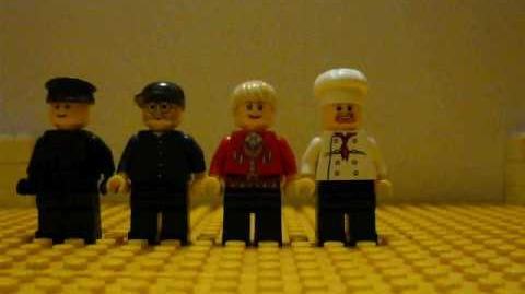 LEGO hi(a better version)