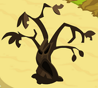Cursed Apple Tree single
