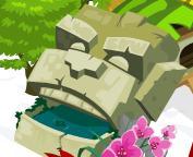 Giant Monkey Head