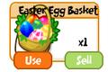 Easter Egg Basket inv