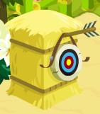 Makeshift target