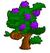 Hunchback tree chart