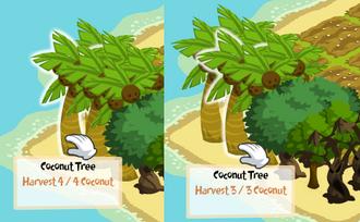 Variable harvest
